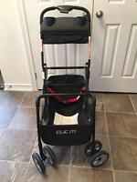Clic It car seat carrier/stroller