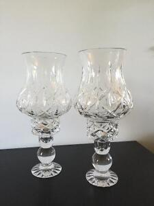 Misc. Household Painting, Crystal, Candle Holders