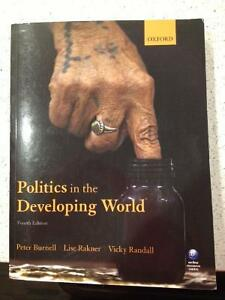 Politics in the Developing World, fourth edition
