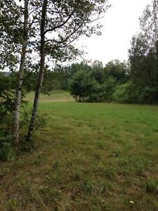 Very nice 17.82 acres across corner from golf course