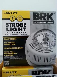 BRK Sl177 Strobe Light.   5 Available