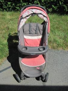 Graco Stroller and Infant Car seat