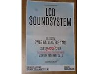 LCD Soundsystem Tickets for tonight