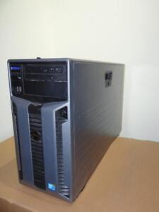 Dell PowerEdge T710 Server - 2x Xeon 6 Core 2.93GHz (X5670) - 128GB RAM - 8X600GB SAS 10K 3.5 Hard Drives- H700 RAID