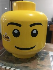 Lego Head with plane and lego! Collinswood Prospect Area Preview