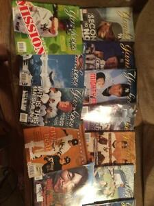 25 Mega New York Yankees program magazine collection from bronx
