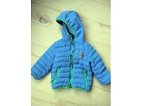 Boys Padded Winter Coat | Good Condition | Age 2-3 | £3