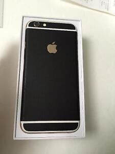 IPHONE 6 128GB!! FOR SALE MATTE BLACK/GOLD West Island Greater Montréal image 1