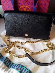 NEW* TORY BURCH ROBINSON CHAIN WALLET
