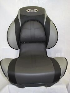 Pair of LUND Pro Ride Seats - LUND BOATS