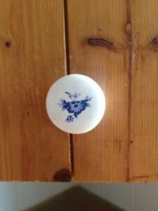 Porcelain cabinet knobs & glass light bulb shades for sale