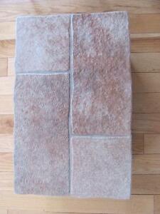 Tuiles de Porcelaine pour plancher de céramique