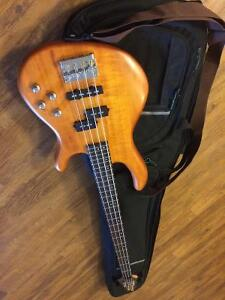 """New Cort """"Action A"""" electric bass guitar"""