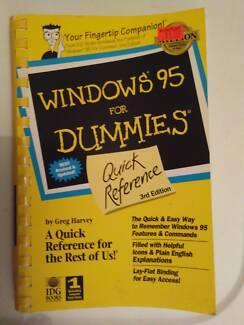 Windows 95 for Dummies $19.00