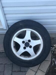 4 pneu à vendre!!! 200$!!
