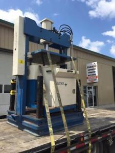 Presse Hydraulique 100 tonnes Canada Preview