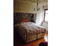 2 large double bed professionally refurbed in prestigious road- close to Mount-Stewart School