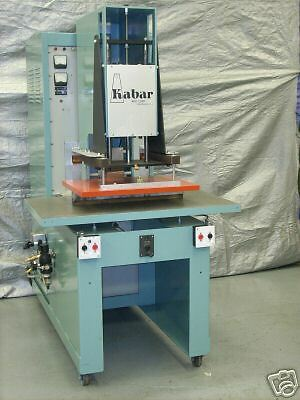 Rf Welder Kabar 6-8kw Rf Heat Sealer