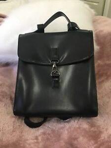 Faux leather backpack Warner Pine Rivers Area Preview