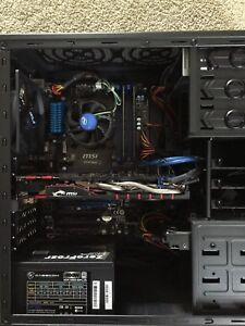 Gaming pc 4790 970 16 Keilor Downs Brimbank Area Preview