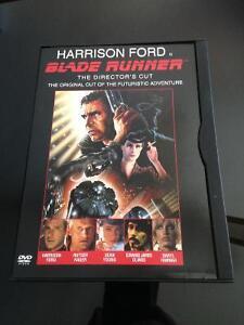 Blade Runner - The Director's Cut - DVD Peterborough Peterborough Area image 1