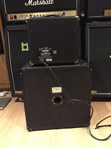 Marshall Haze 1x12 Cab and Fender Bullet Reverb Head West Island Greater Montréal image 5