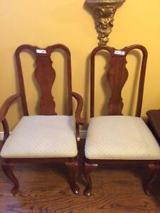 $20 each - dining room chairs. Mint condition. Cambridge Kitchener Area image 1