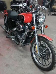 2007 sportster 1200 low in excellent condition