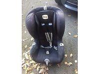 Britax Duo Plus ISOFIX Car Seat - Black