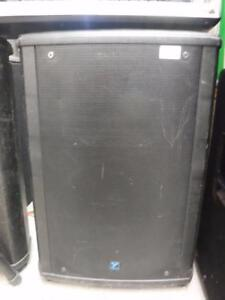 Yorkville Powered Speaker. We Buy and Sell Used Pro Audio Equipment. 3195