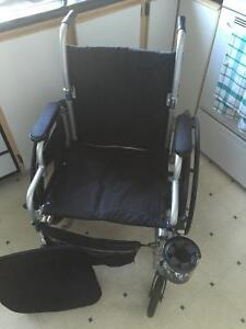 Wheelchair for Easy Transportation