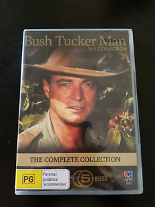 **REDUCED** Bush Tucker Man (The Collection) 5 Disc Set St Agnes Tea Tree Gully Area Preview