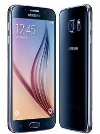 Samsung S6 32gb Black