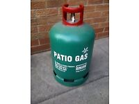 Full Calor 13KG Patio Bottled Gas for BBQ's or Heaters