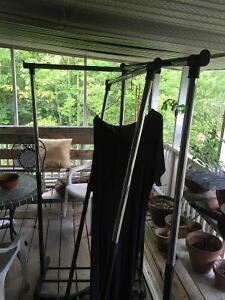 3 Clothes rails - height adjustable Belleville Belleville Area image 2