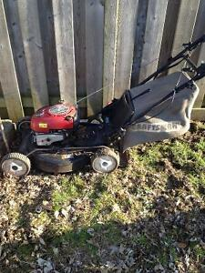 Craftsman self propelled lawnmower parts for sale Stratford Kitchener Area image 1