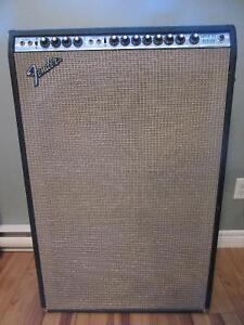 1974 Fender Super Six Reverb