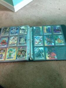 Digimon Digital Monsters Trading cards 1999 Bandai ~200 cards Cambridge Kitchener Area image 10