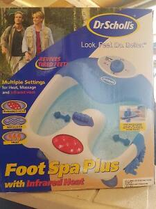 Dr Scholl's Foot Spa Plus with Infrared Heat