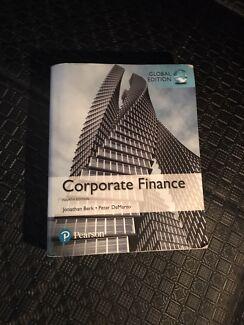 Pearson Corporate Finance