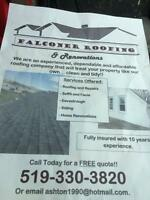 Falconer Roofing