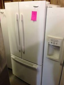 French Door Fridge - Liquidation Priced - Save Big!