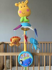Fisher-Price 2 in 1 Musical Mobile