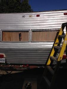 Camper for sale 1000$ obo up for trades Peterborough Peterborough Area image 3