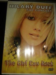 Hilary Duff That Girl Can Rock DVD Cambridge Kitchener Area image 1
