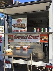 HOT DOG/FOOD STAND LOCATION FOR RENT, BE YOUR OWN BOSS