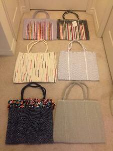 New Very Strong Woven Cotton Bags Kitchener / Waterloo Kitchener Area image 1