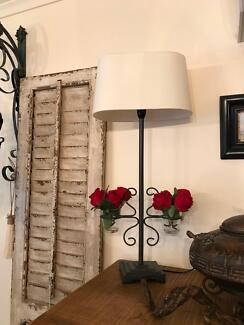 Lamp Table French Country Inspired Hamptons