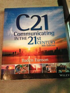 C22 communicating in the 21 st century
