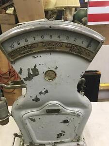 Antique Store Scale IBM Regina Regina Area image 5